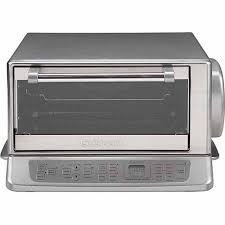 Toaster Oven Broil Cuisinart Tob 195 Exact Heat Toaster Oven Broiler Stainless