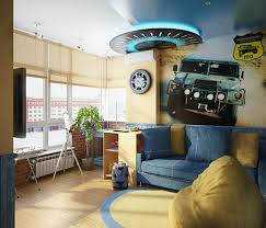 cool and attractive bedroom design ideas for teenage boys