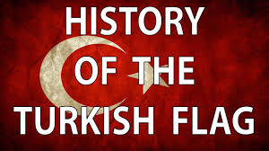 Green Flag With Star And Moon Turkey Flag History Youtube
