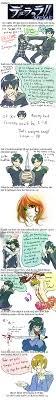 Durarara Meme - durarara meme by yuumei on deviantart