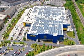 ikea ma ikea to increase size of existing solar energy system by more than