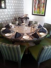 tablecloth for round table that seats 8 reilly room at the birchwood special round table seating 8 for