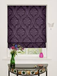 Best Aubergine Blinds Images On Pinterest Roman Blinds - Aubergine bedroom ideas