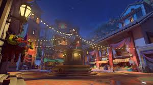 Mexican Map Overwatch U0027s Mexican Map Is Actually Based On Italy