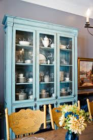 dining room china cabinets duck egg blue in my dining room charming ollie