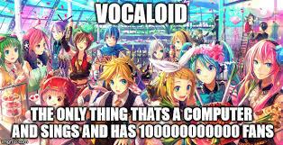 Vocaloid Memes - vocaloid memes imgflip