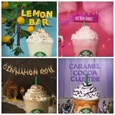 Pumpkin Frappuccino Starbucks Caffeine by Starbucks Introducing 6 New Frappuccinos On June 8th
