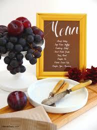 thanksgiving menu ideas my modern diy thanksgiving tablescape party ideas party printables