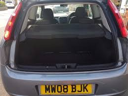 for sale fiat grande punto active 1 2 petrol manual grey 73000