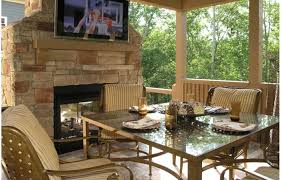 Covered Patio Pictures And Ideas Covered Patio Lighting Ideas Classic Covered Garden Patio Design