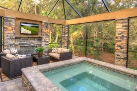 Florida Backyard Ideas Plantation Bay Is The Perfect Showcase For Ici And Sisler Johnson