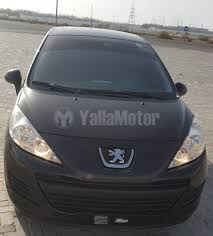 peugeot ksa used peugeot 207 2011 car for sale in ajman 761468 yallamotor com
