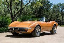 1972 corvette stingray value 1972 chevrolet corvette for sale hemmings motor