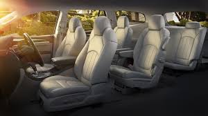 2012 Gmc Acadia Interior Buick Enclave Vs Gmc Acadia Buy This Not That