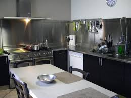 plonge cuisine professionnelle table inox pour cuisine professionnelle table de cuisine sous de