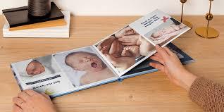 Baby Photo Album Making Photo Books Is Easy Bonusprint