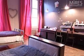 chambre d une fille chambre de fille à deux lits c0667 mires