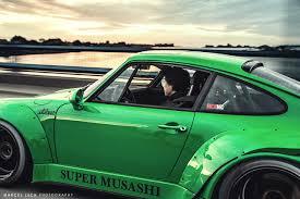 rauh welt porsche green porsche 993 u2013 rauh welt begriff rwb u2013 automotive tuner