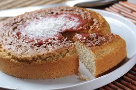 pancake flour cake youtube
