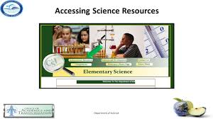 miami dade county public schools department of science science