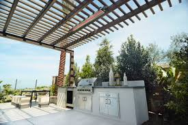 Heating Outdoor Spaces - great outdoor kitchens for entertaining joy to the home journal