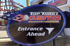 Six Flags Season Pass Lost Cedar Point Lost A Bet And Now They Have A Cubs Themed Ride For A