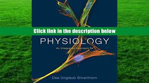 read online human physiology an integrated approach 7th edition