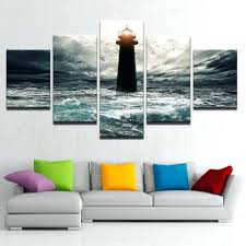 lighthouse home decor decorations ocean simplicity home decor ocean themed room decor