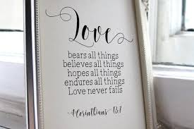 and groom quotes wedding quotes for the and groom 1 corinthians 13 7