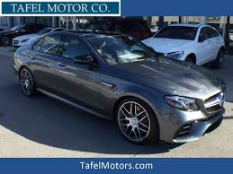 new 2018 mercedes benz e class amg e 63 s sedan 4dr car in