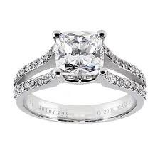 split band engagement rings found on weddingbee your inspiration today some day
