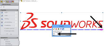 solidworks tech tip sketch picture scale tool