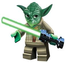 star wars yoda lego character movable wall stickers