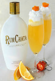 rumchata creamsicle champagne mantitlement