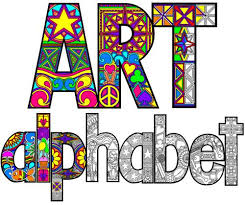 6 best images of creative letter designs alphabet art bubble