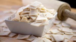 homemade pasta lazanki polish christmas recipe 119 youtube