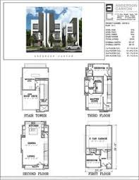 townhouse designs and floor plans townhouse plan e1 149 a3211b narrow lots townhouse