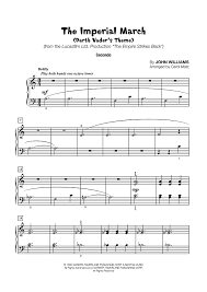 imperial march darth vader s theme late elementary piano duet