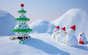 funny christmas animated image