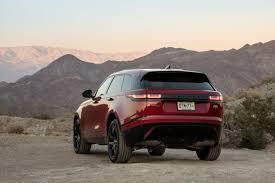 2018 land rover range rover velar our review cars com