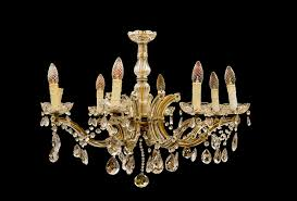 Miniature Chandelier Decorating Your New Bedroom With Decorative Lights