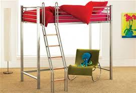 Hyder Bunk Beds Hyder High Single Loft Metal Bunk Bed Space Saving Beds