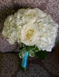 white hydrangea bouquet white hydrangea bridesmaid bouquet bridesmaid