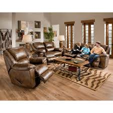 Leather Reclining Sofas And Loveseats by Catnapper Transformer Leather Reclining Sofa Set Toast Hayneedle
