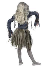 Girls Zombie Halloween Costumes Girls Zombie Costume