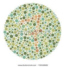 Color Blind Design Colour Vision Test Stock Images Royalty Free Images U0026 Vectors