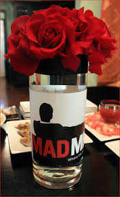 mad men season  premiere party ideas with  from babblecom