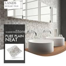 mosaic tile kitchen backsplash gray melt glass mosaic wall tiles kitchen backsplash bath shower