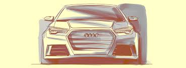 how to draw cars front view
