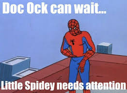 Spierman Meme - image 429839 60 s spider man know your meme